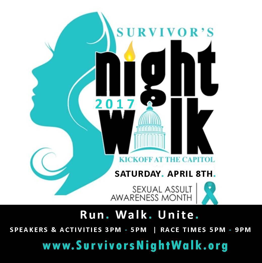Survivors Night Walk
