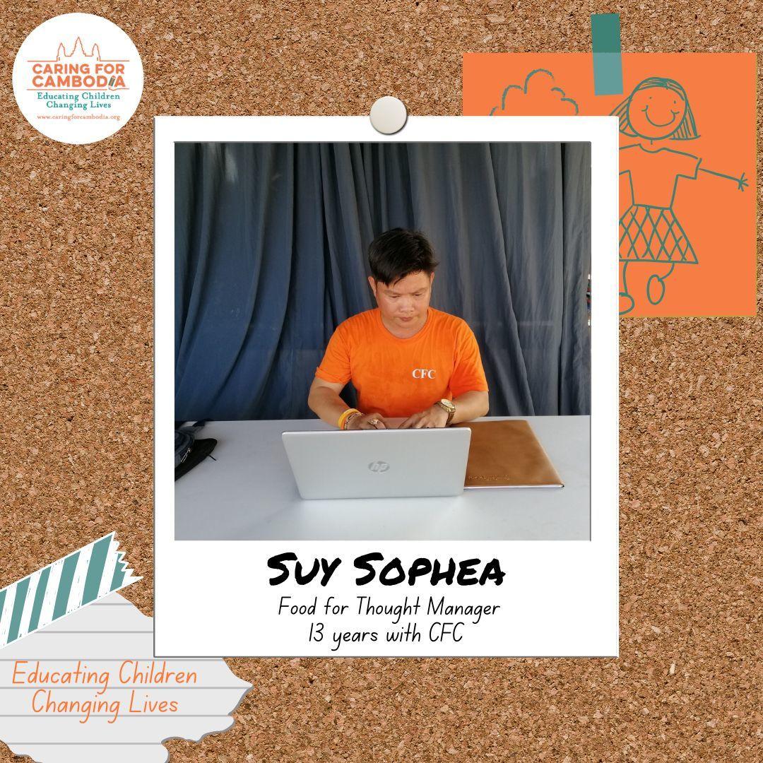 Meet the Team: Suy Sophea
