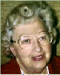 Doris I. Morris, Alliston, Ontario