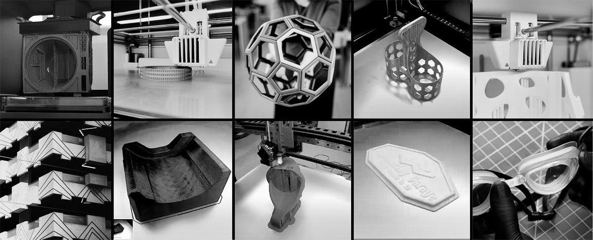 3-Dimensional Displays & Prototypes