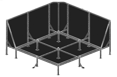 Trampoline Structures