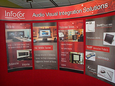 Specialized Trade-Show Graphics