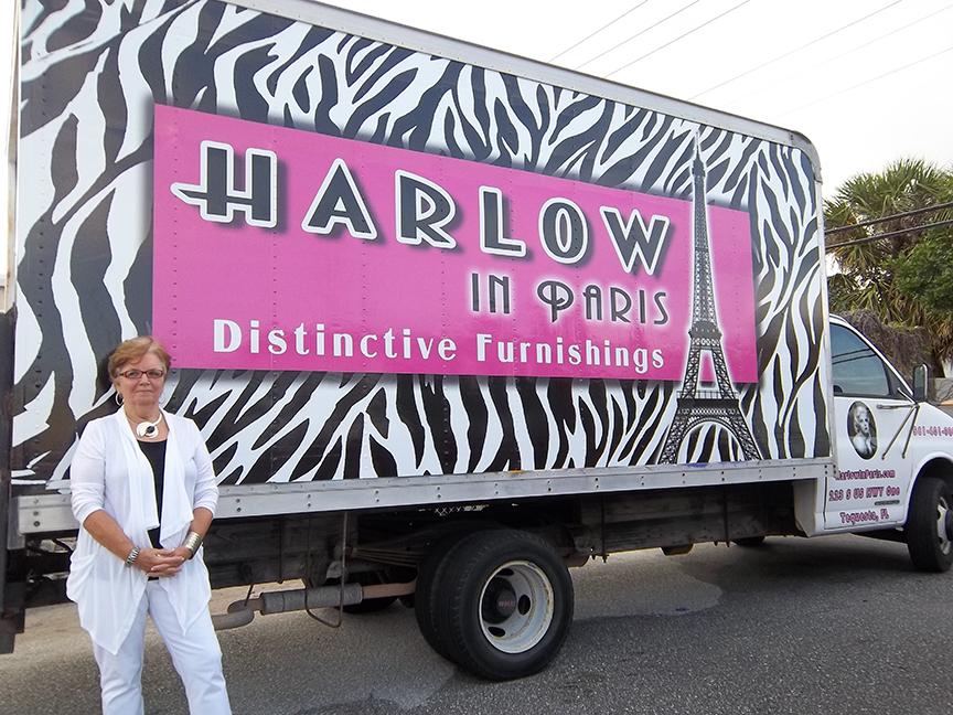 Harlow In Paris
