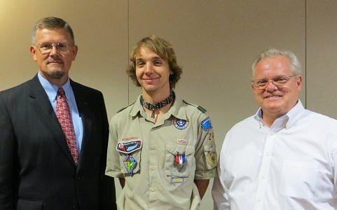 Herman S. Bauman Scouting Achievement Award