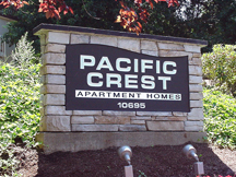 PACIFIC CREST APARTMENTS