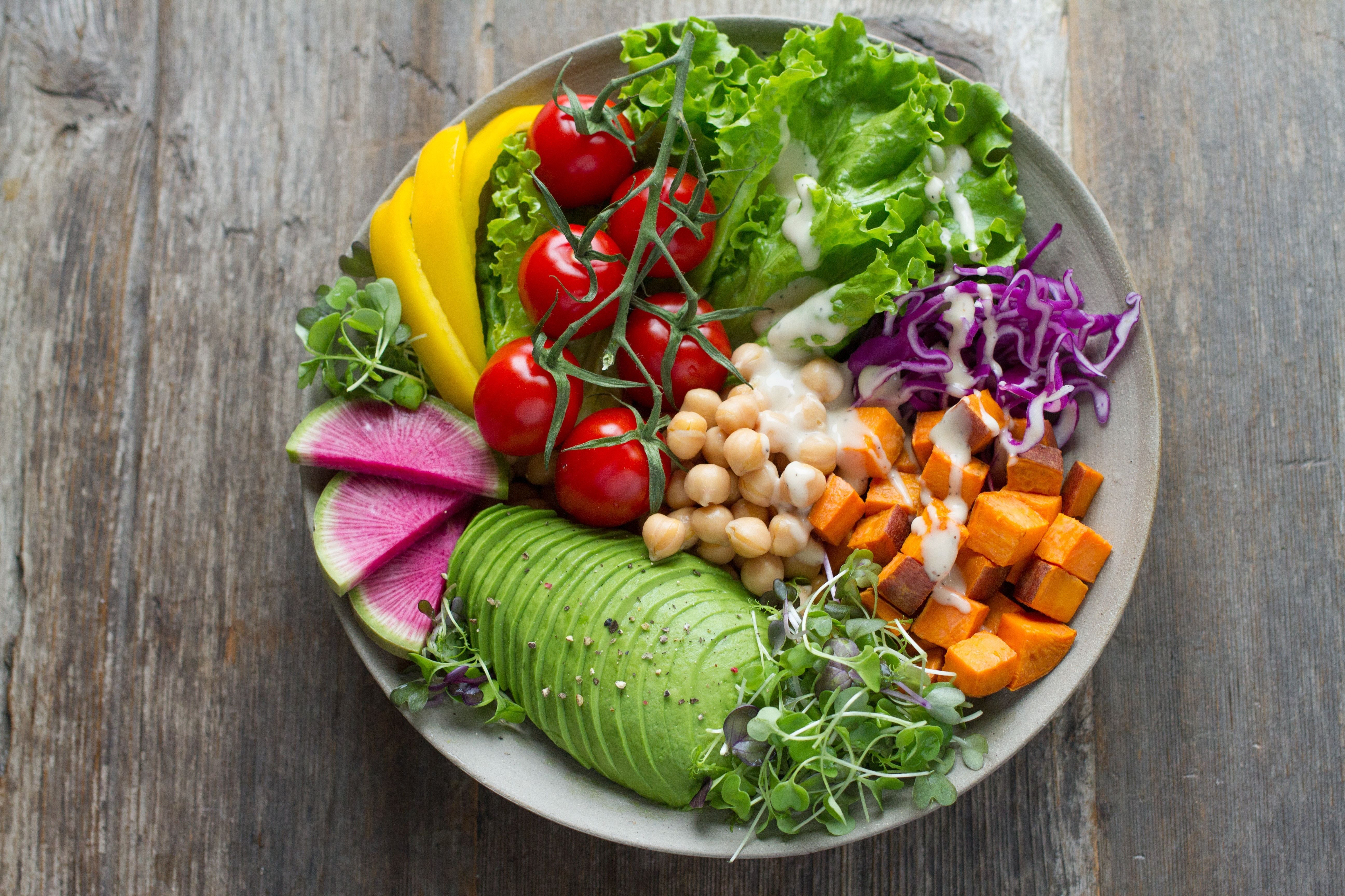 Good Nutrition – the key to wellness and a healthy immune system