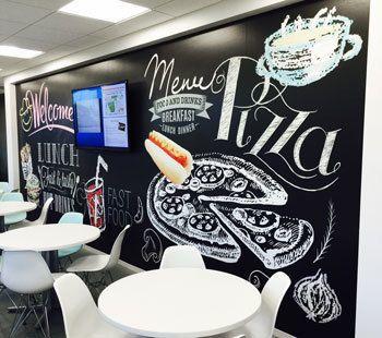 Digital Printed Wall Mural