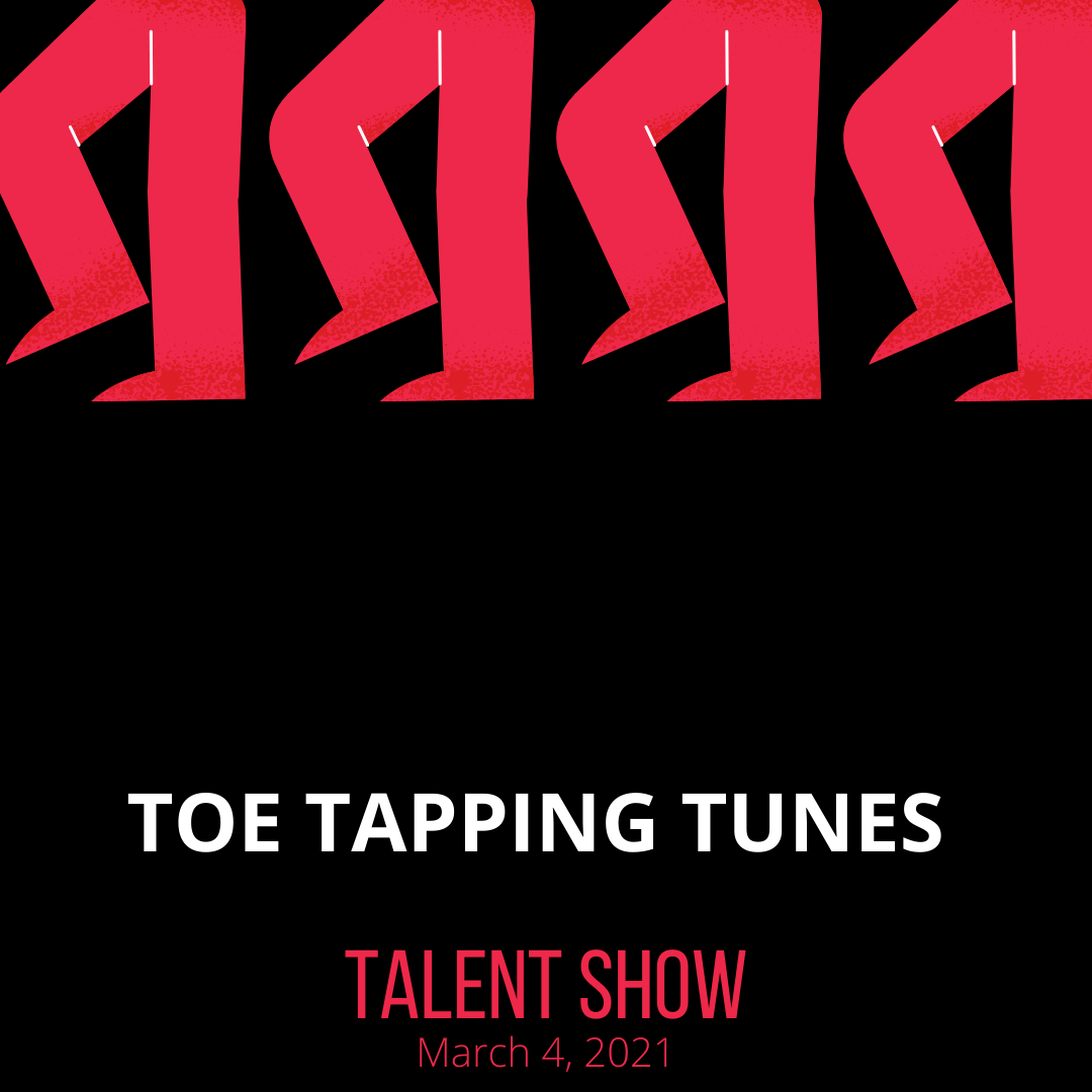 Toe Tapping Virtual Talent Show