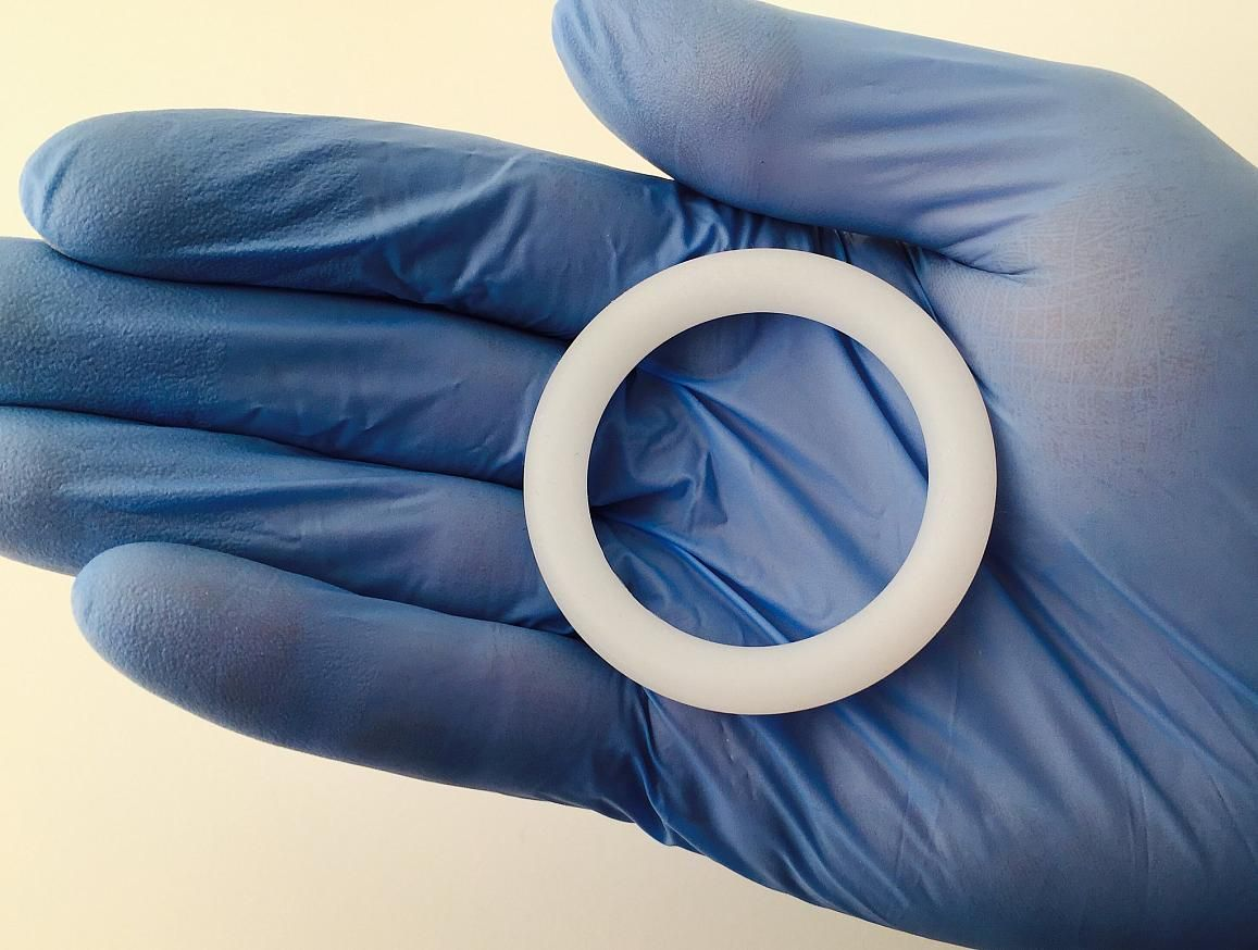 Vaginal ring for HIV prevention receives positive opinion from European regulator