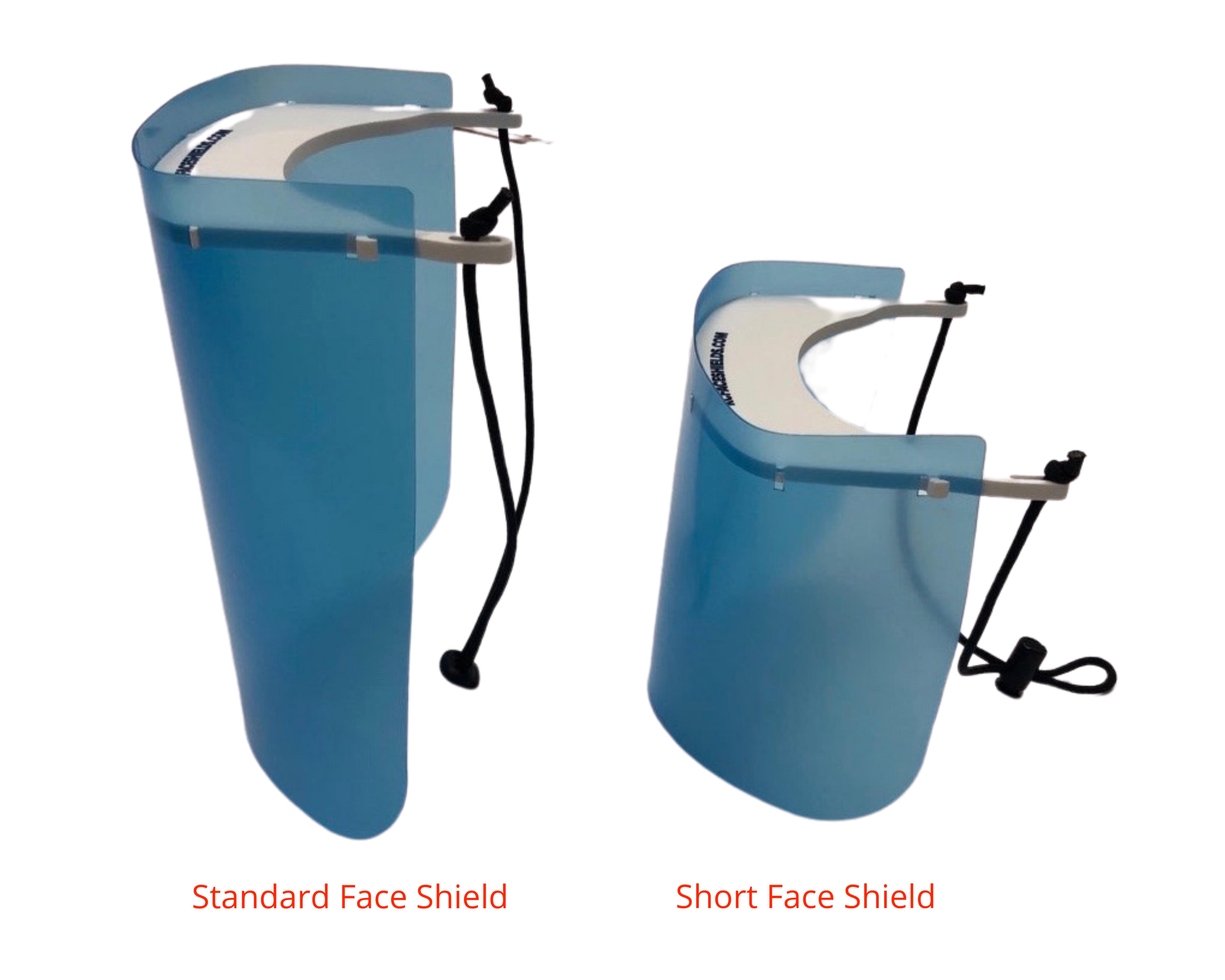 Face Shield - SHORT