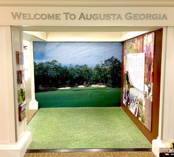 Augusta Regional Wall Mural
