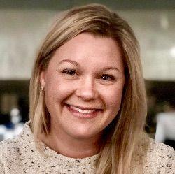 Erica Higgins, President