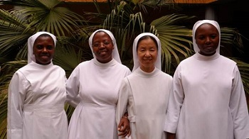 Three Sisters make Final Profession
