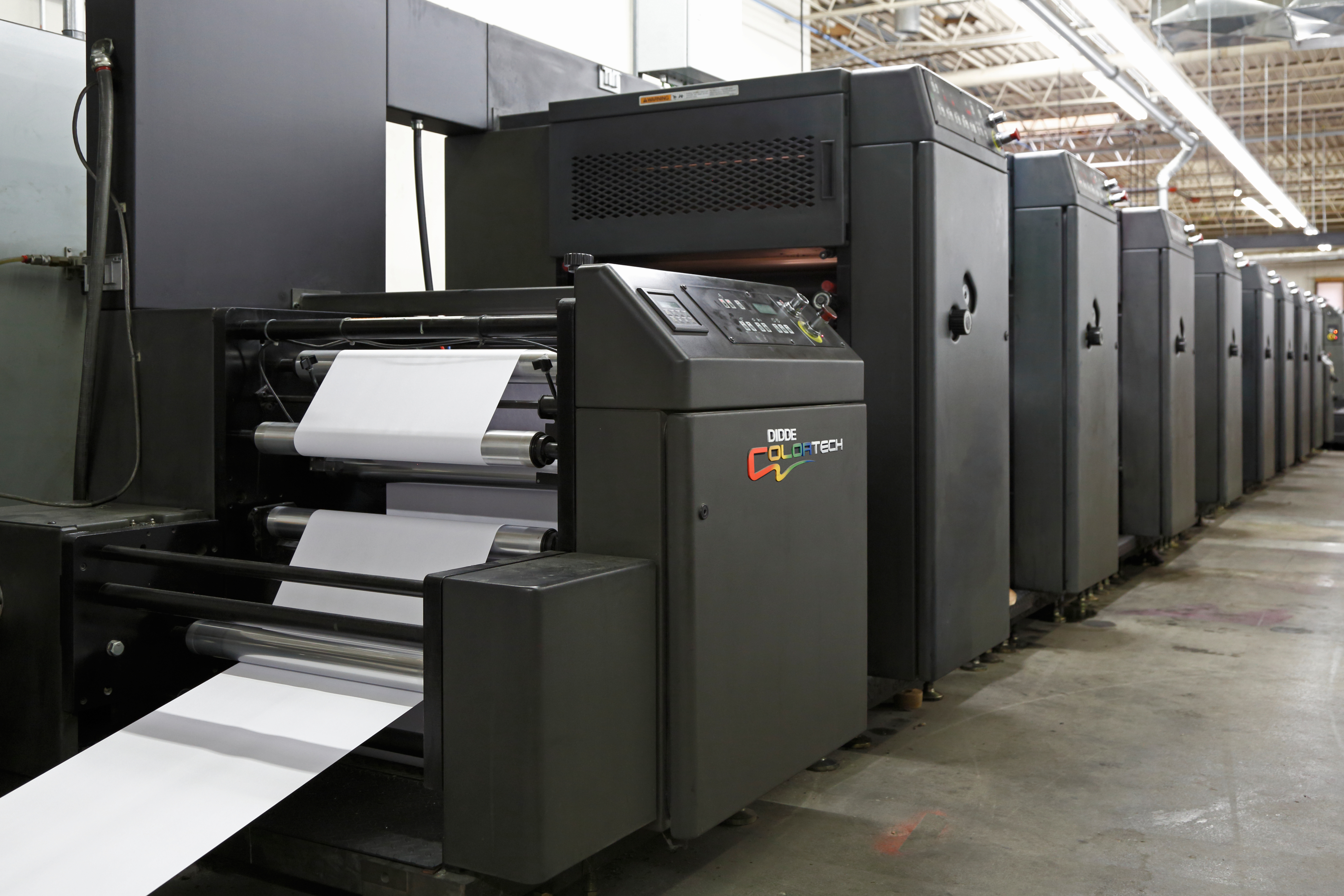 Direct Mail Web Printing