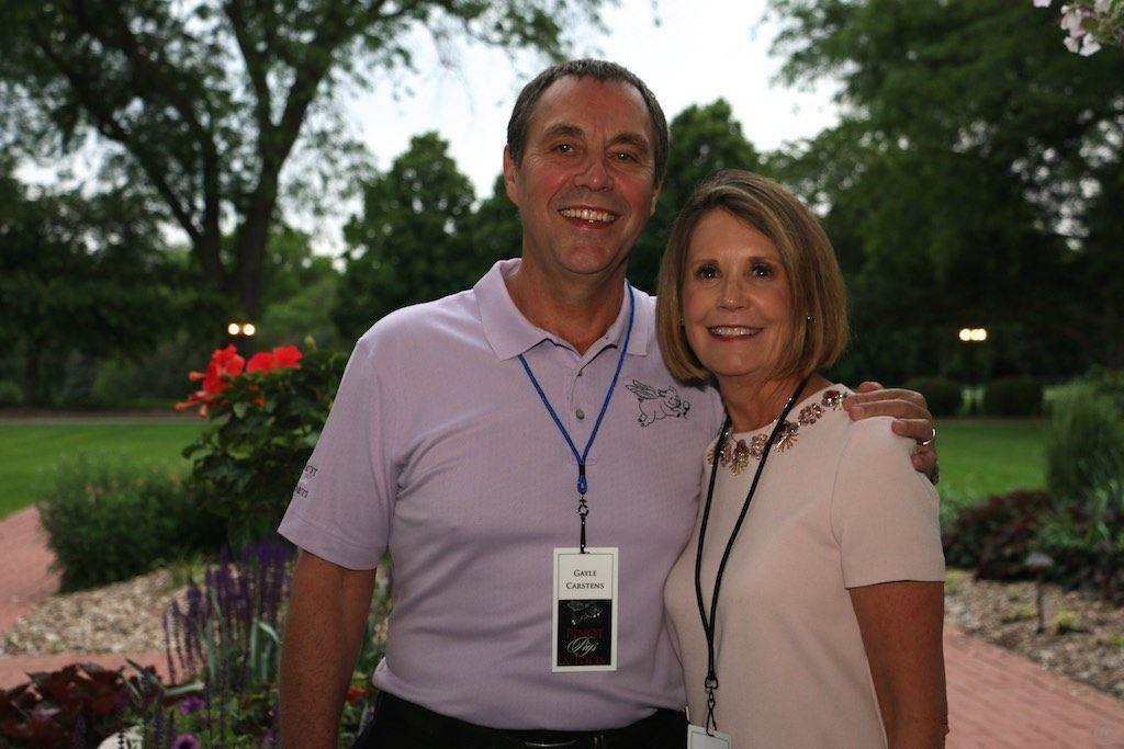 Gayle & Jody Carstens