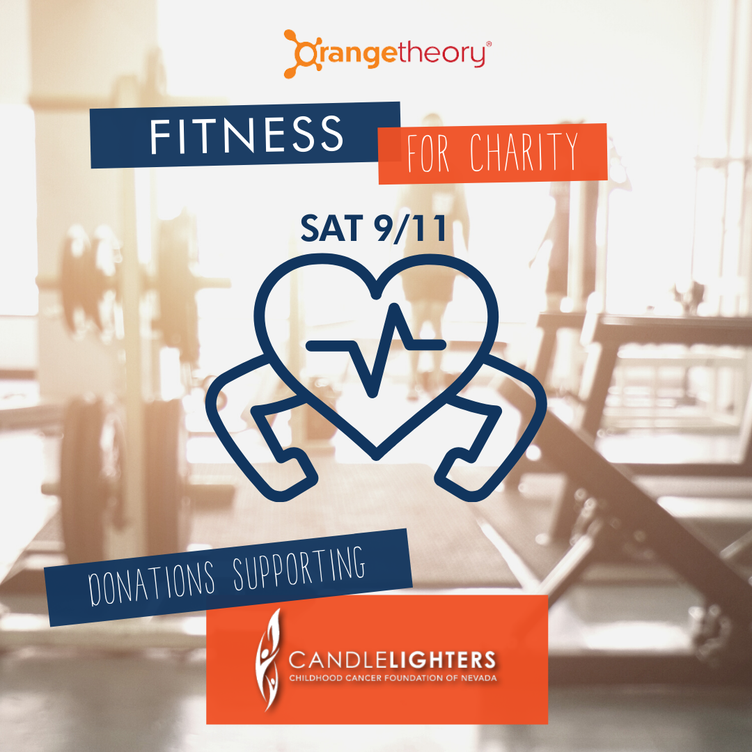 Orangetheory Fitness and Candlelighters team up to raise funds