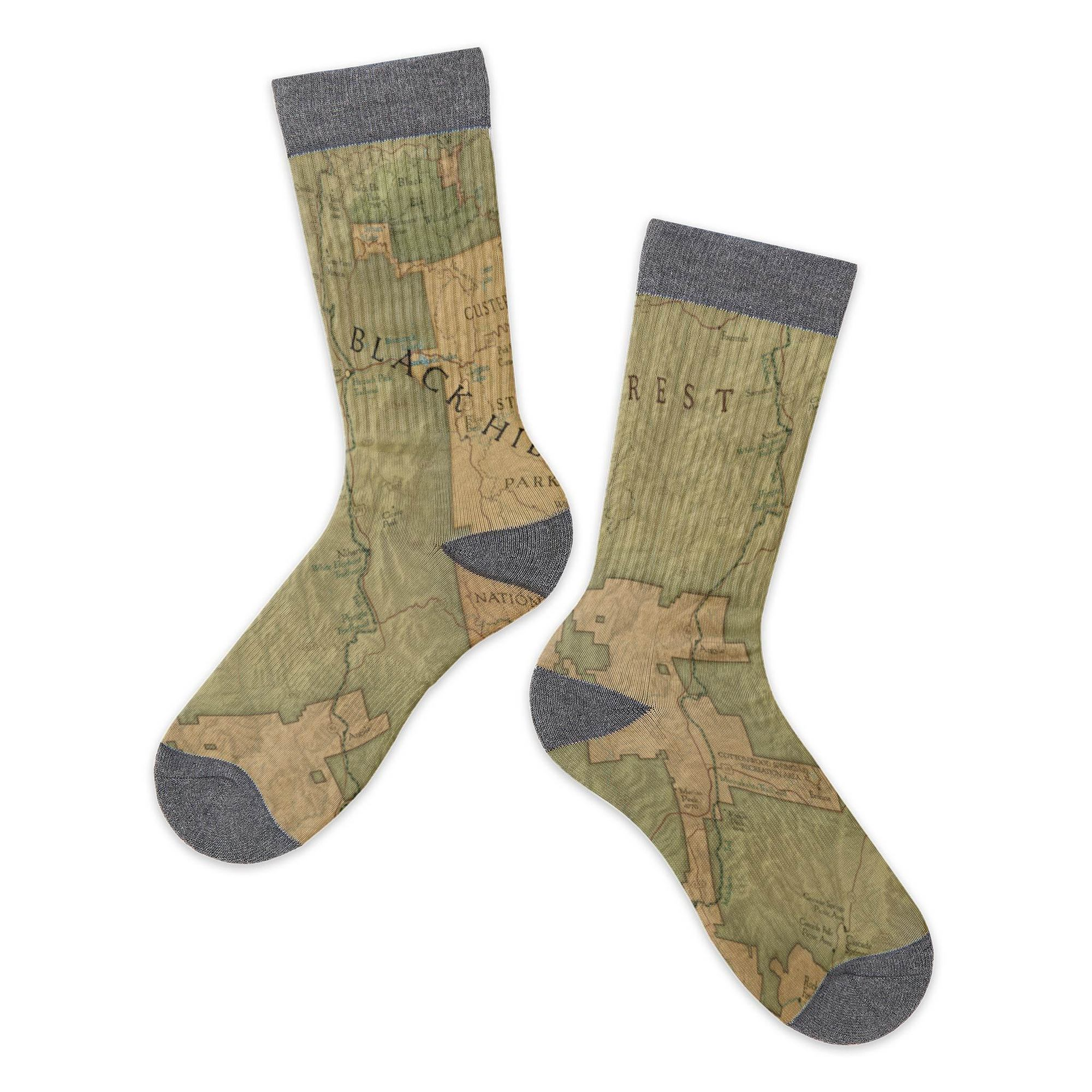 Black Hills Socks