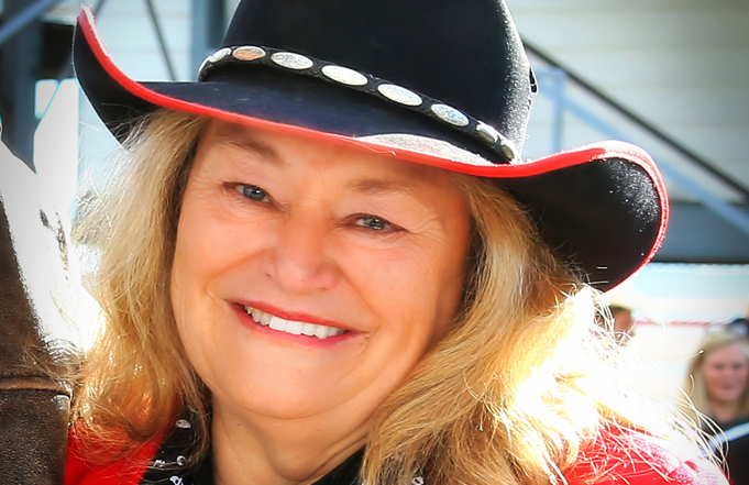 "Iola ""Olie"" Else Honored at Montana Pro Rodeo Banquet"