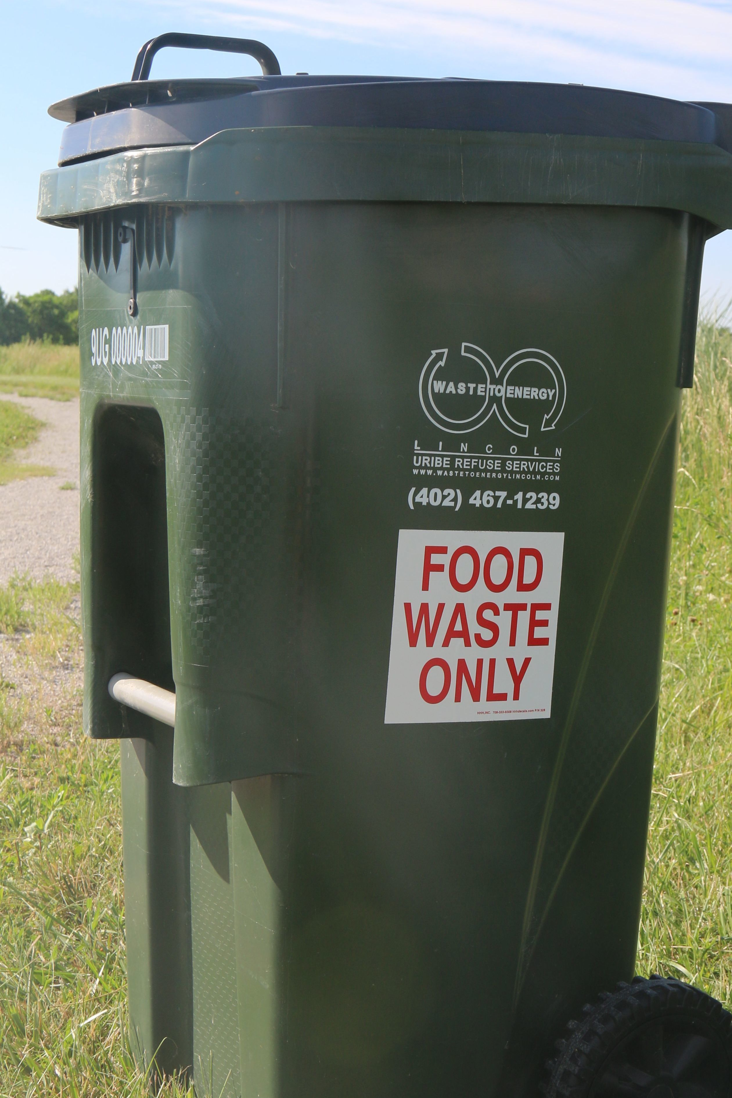 Now offering CITY WIDE Compost Services!