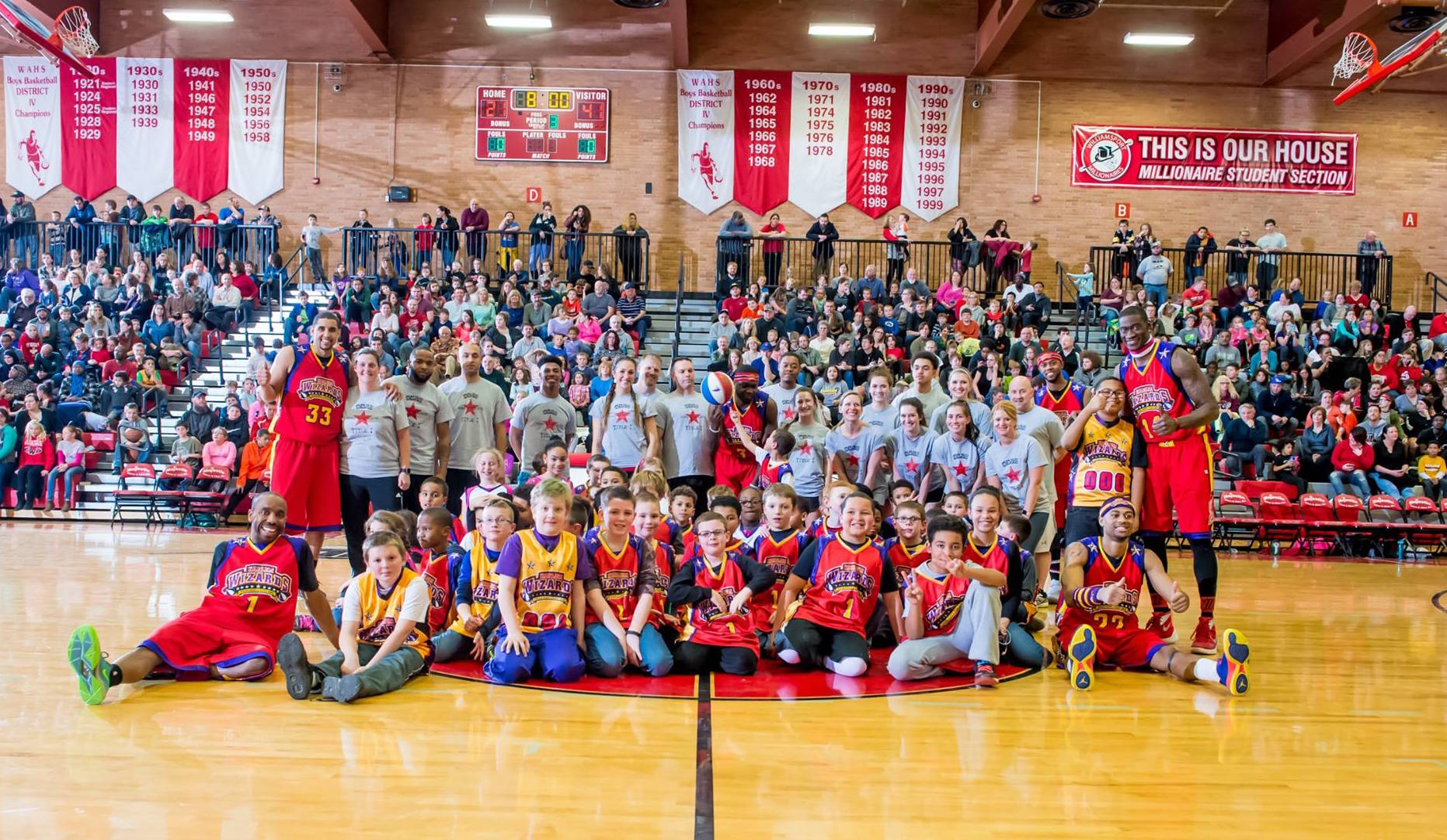 Harlem Wizards to Return to The Magic Dome 1 Last Time