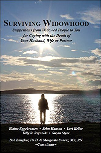 Surviving Widowhood:  Suggestions from Widowed People to You for Coping with the Death of Your Husband, Wife, or Partner