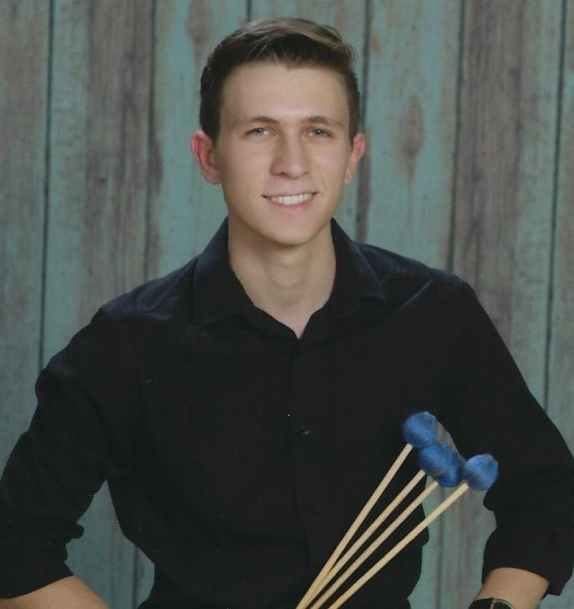 Robert Lenau, percussion