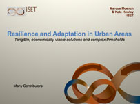 Resilience and Adaptation in Urban Areas