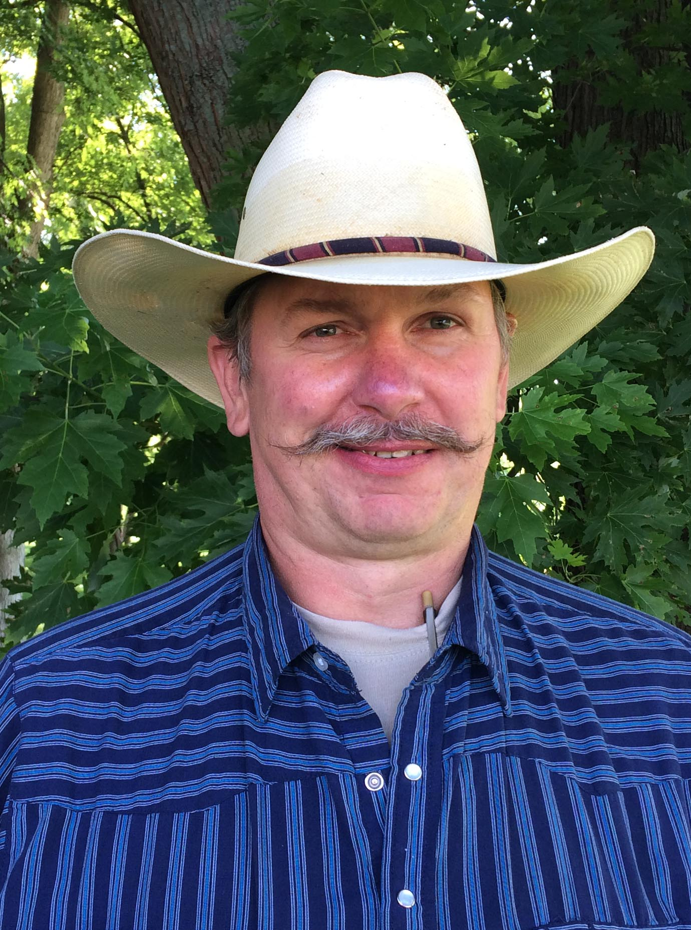 David Grum, PhD D.V.M., Agricultural Technician
