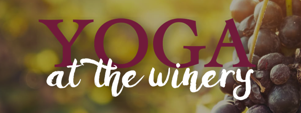 Yoga at the Winery to benefit the Rescue