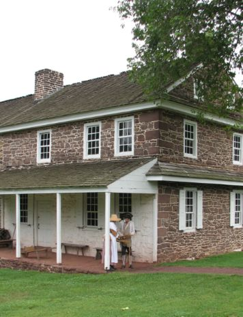 DANIEL BOONE HOMESTEAD HISTORIC SITE MANAGER POSITION