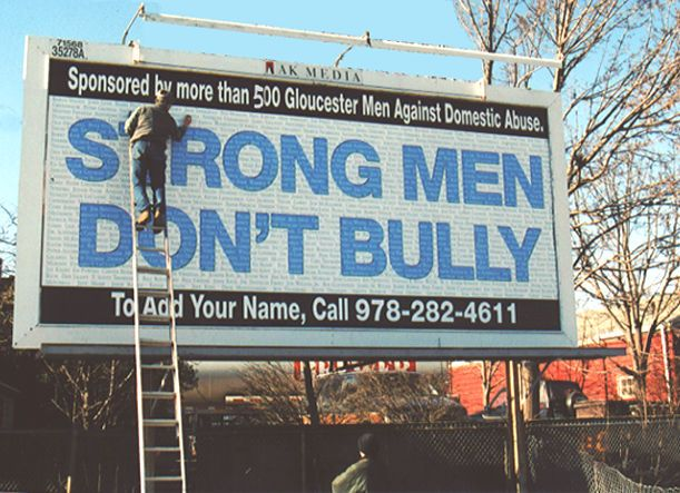 Gloucester Men Against Domestic Abuse