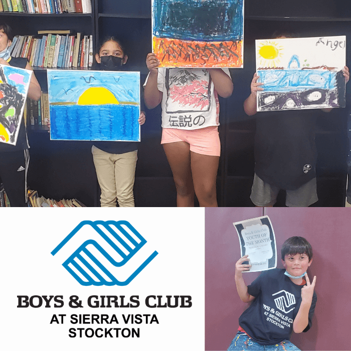 Expanding our reach - supporting Stockton youth