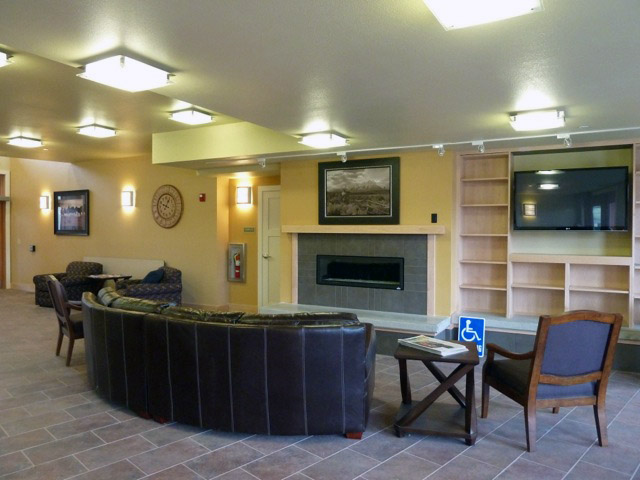 Big Boulder Residence image of common area