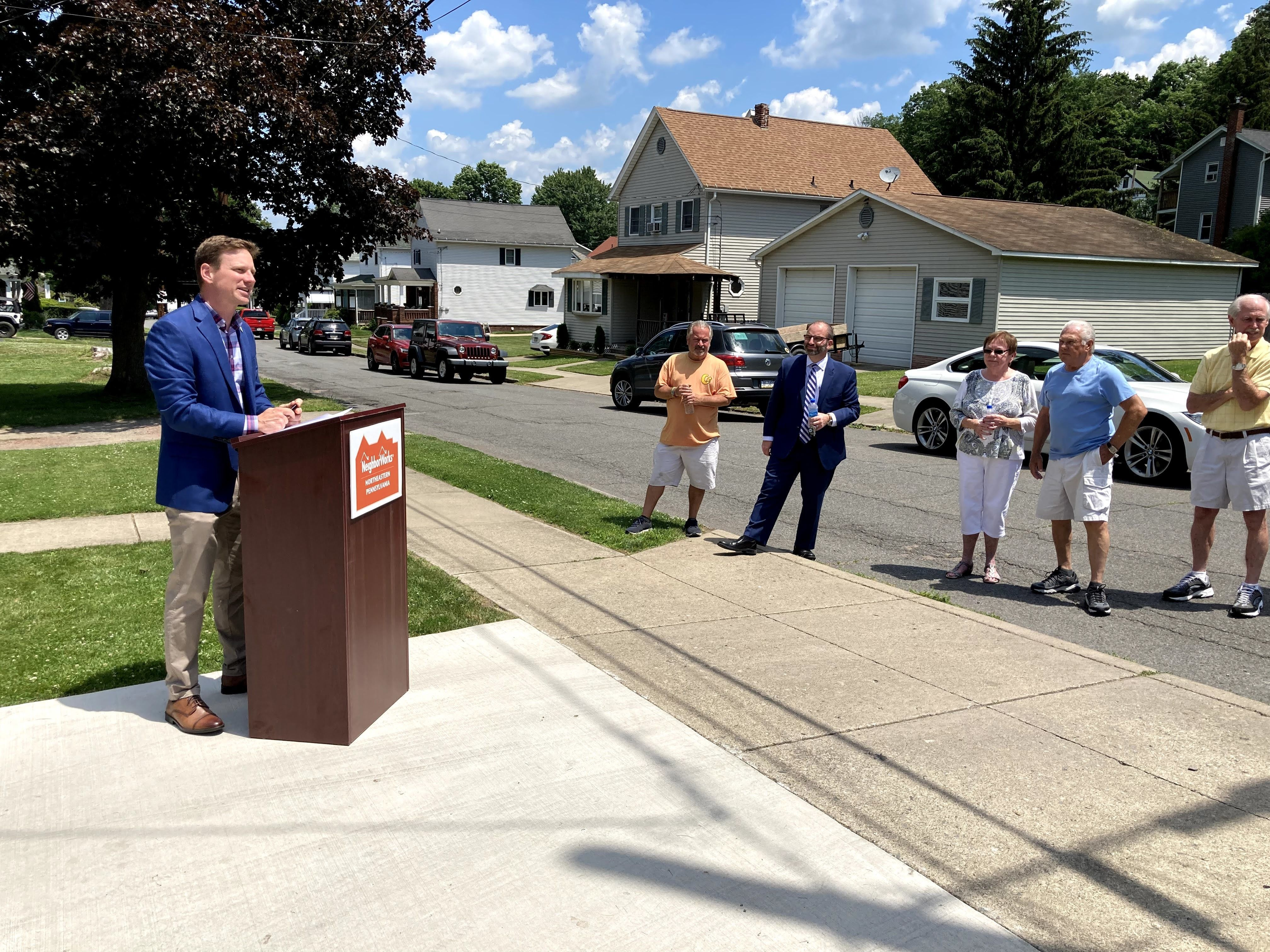 First Beautiful Blocks Home Improvement Grants Awarded in Carbondale