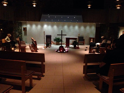 Advent Taize Prayer Service - Dec. 12, 7:30 p.m.