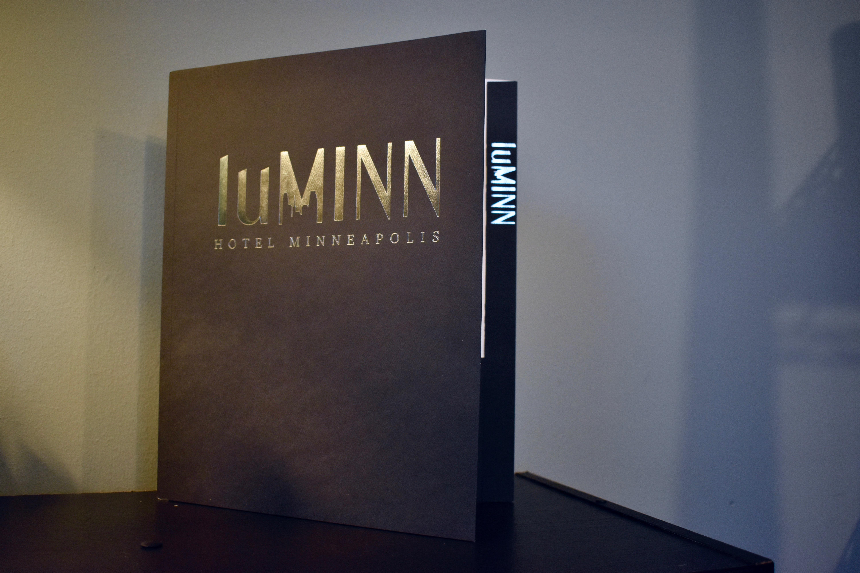 Minuteman Press Central business presentation printing