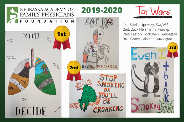 2019-2020 Tar Wars Poster Contest