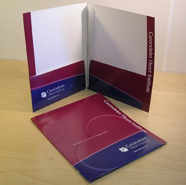 Reinforced Folders