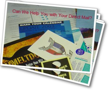 Direct Mail & Every Door Direct Mail
