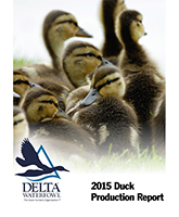 2015 Duck Production Report