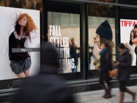 Backlit Window Graphics