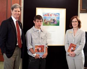 Jimmy McLemore, Josh S., & Jeanie Thompson