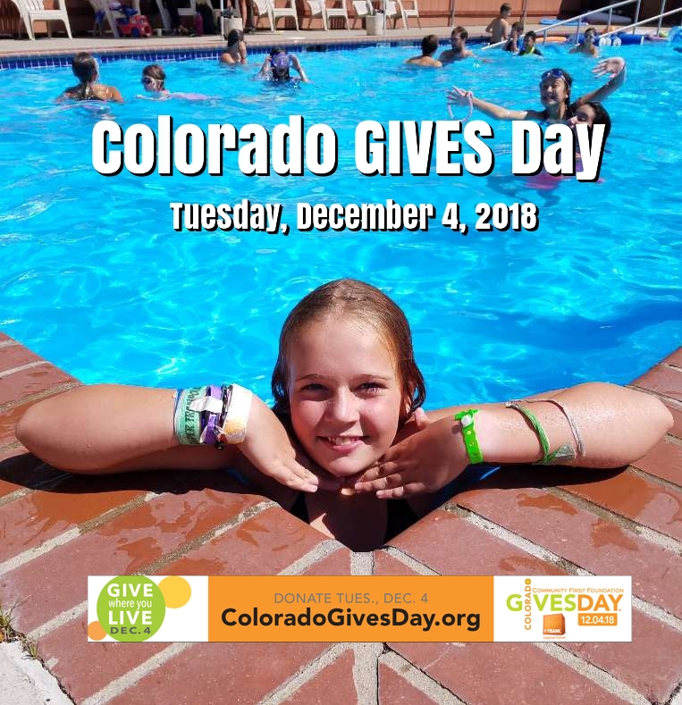 Colorado Gives Day            Tuesday, December 4th