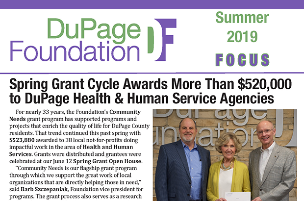 Summer 2019 Newsletter Now Available