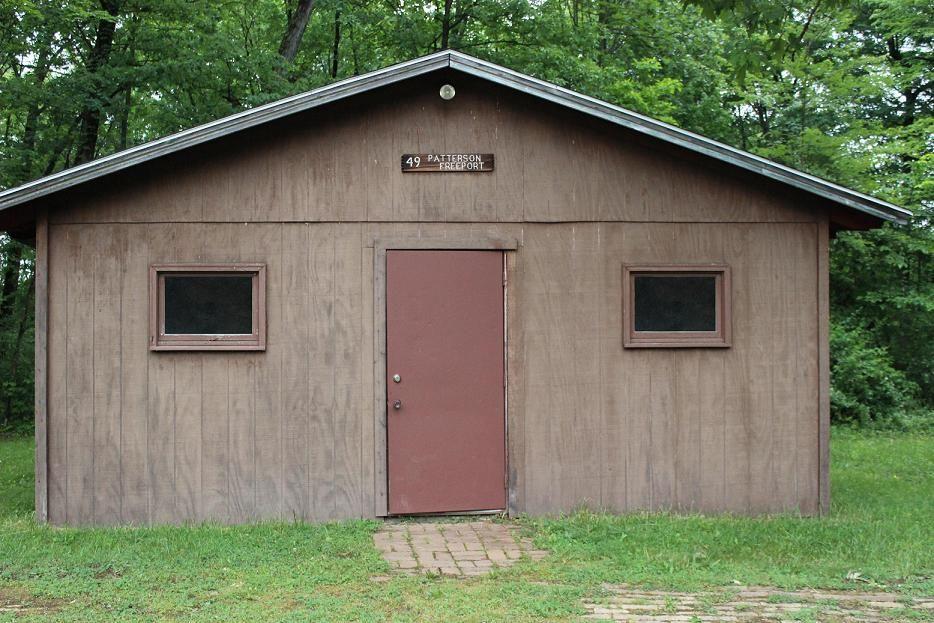 Shaulis Cabin