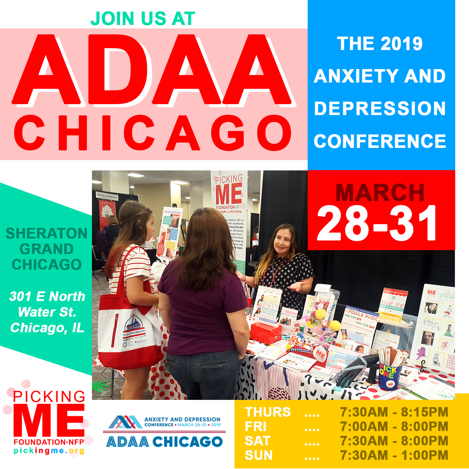 Chicago Anxiety & Depression Conference