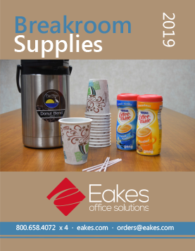 Breakroom Supplies Sale Flyer