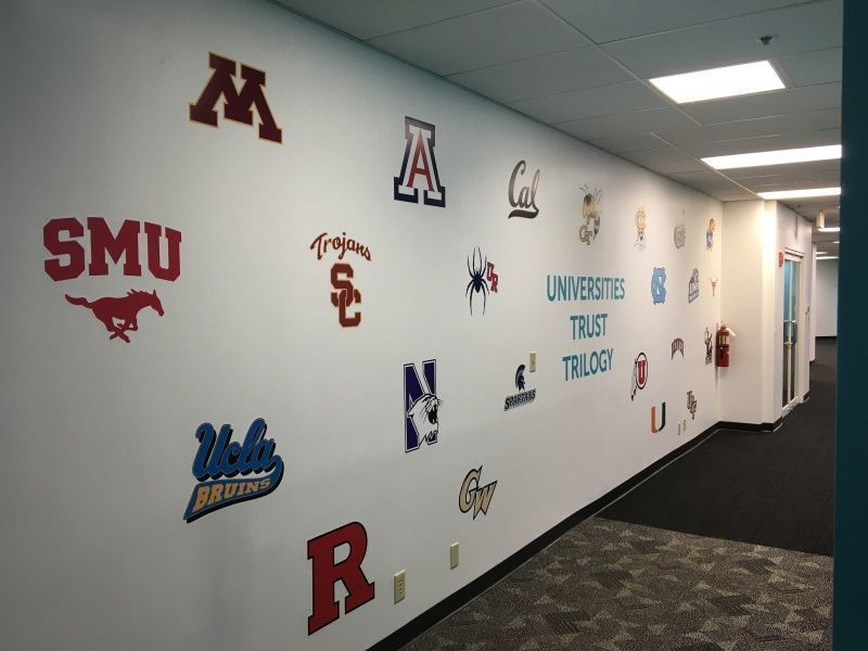 Cut out Wall Graphics