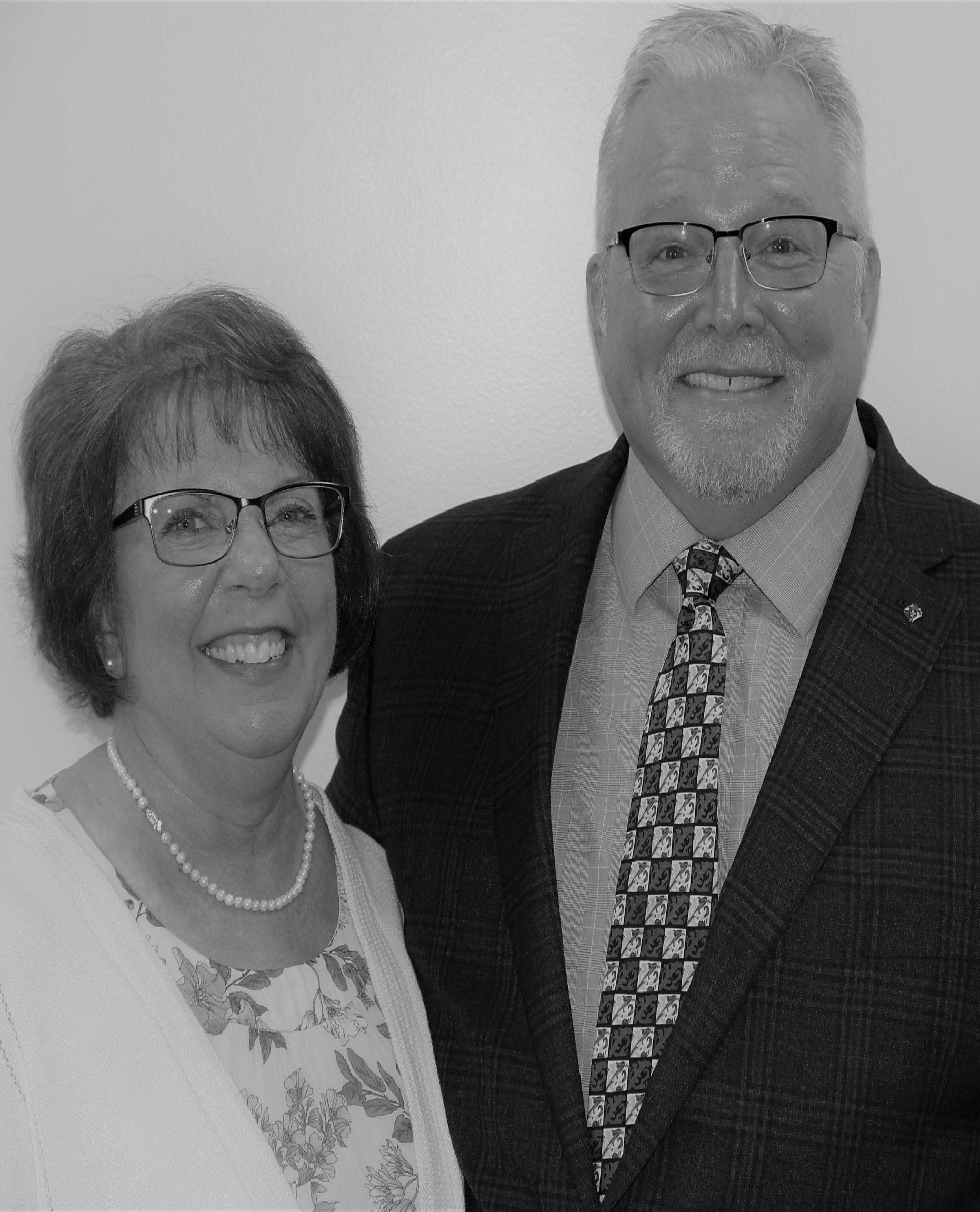 Mike (FSD, PSD) & Mary Conrad