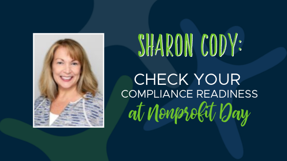 Check Your Compliance Readiness at Nonprofit Day 2019